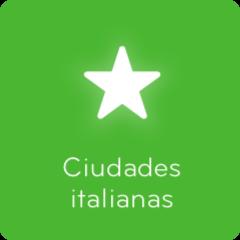 Respuestas 94% Ciudades italianas