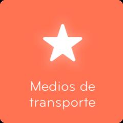 Respuestas 94% Medios de transporte