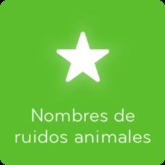 Respuestas 94% Nombres de ruidos animales