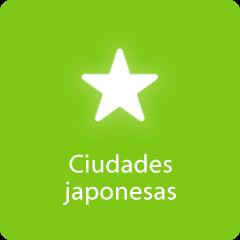Respuestas 94% Ciudades japonesas