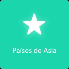 Soluciones 94 Países de Asia