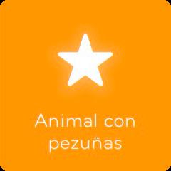 Animal con pezuñas 94