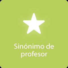 Sinónimo de profesor 94