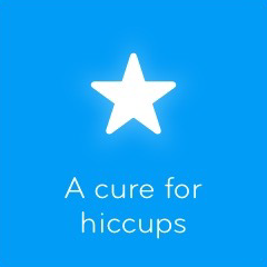 A cure for hiccups 94