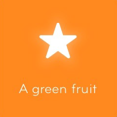 A green fruit 94