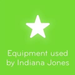 Equipment used by Indiana Jones 94