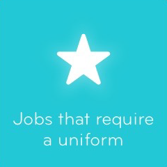 Jobs that require a uniform 94