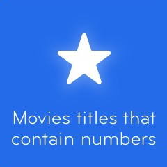 Movies titles that contain numbers 94