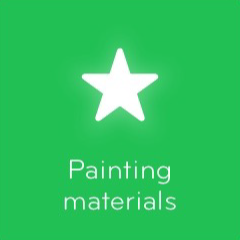 Painting materials 94