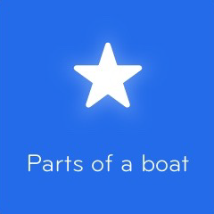 Parts of a boat 94