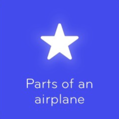Parts of an airplane 94
