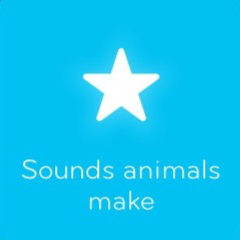 Sounds animals make 94