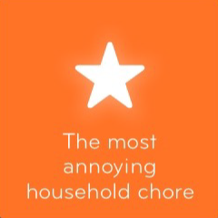 The most annoying household chore 94