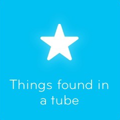 Things found in a tube 94