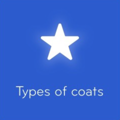 Types of coats 94