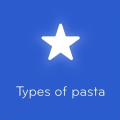 Types of pasta 94
