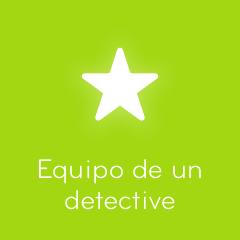 94 Equipo de un detective