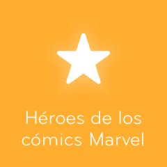 94 Héroes de los cómics Marvel