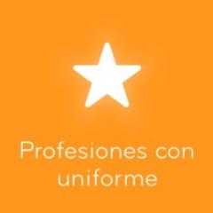 94 Profesiones con uniforme