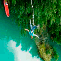 94% Bungee jump picture answers