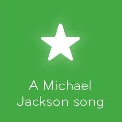 A Michael Jackson song 94