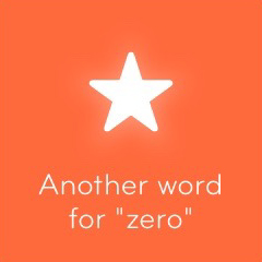 Another word for Zero 94