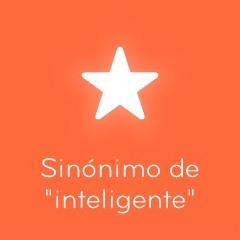 94 Sinónimo de inteligente