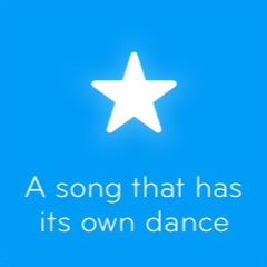 A song that has its own dance 94