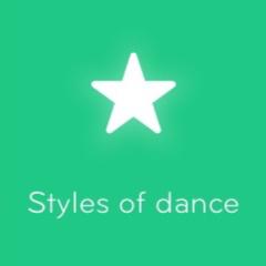 Styles of dance 94