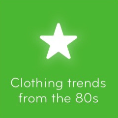 Clothing trends from the 80s 94