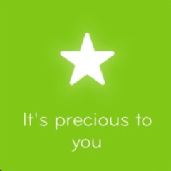 It's precious to you 94