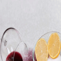 94% Wine and lemon picture answers
