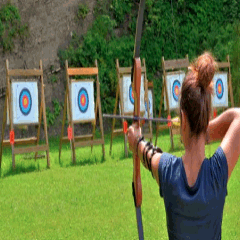 94% Archery picture answers
