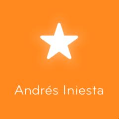Andrés Iniesta 94