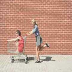 94 Respuestas imagen amigas carrito compra - nivel 263