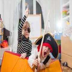 94 Respuestas imagen niños piratas - nivel 264