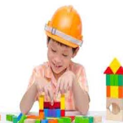 94 Respuestas imagen niño juego construcción