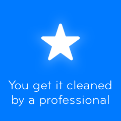 You get it cleaned by a professional 94