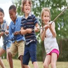 94 Respuestas imagen niños cuerda