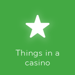 Things in a casino 94