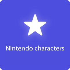 Nintendo characters 94