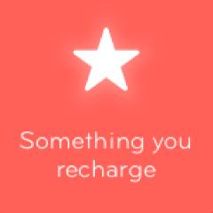 Something you recharge 94