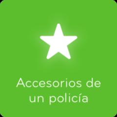 Soluciones 94 Accesorios de un policía