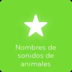 Soluciones 94 Nombres de sonidos de animales