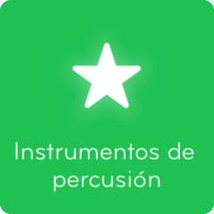 Respuestas 94% Instrumentos de percusión