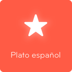 Respuestas 94% Plato español
