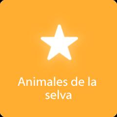 soluciones 94 animales de la selva
