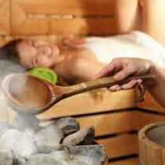 94 imagen sauna