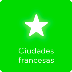 94 Ciudades francesas