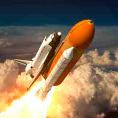 94 imagen cohete